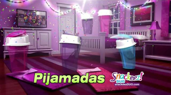 Snackeez TV Spot, 'Lista de invitados' [Spanish] - Thumbnail 3