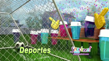 Snackeez TV Spot, 'Lista de invitados' [Spanish] - Thumbnail 4