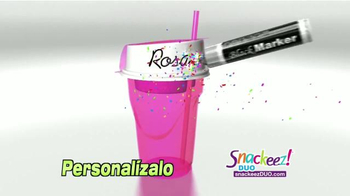 Snackeez TV Spot, 'Lista de invitados' [Spanish] - Thumbnail 5