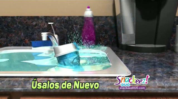 Snackeez TV Spot, 'Lista de invitados' [Spanish] - Thumbnail 6