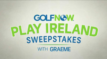 GolfNow Play Ireland Sweepstakes TV Spot