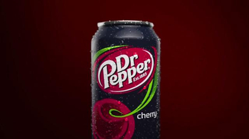 Dr Pepper Cherry TV Spot, 'Into the Pour' Song by Spoon - Thumbnail 1