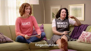 FingerHut.com TV Spot, 'Nancy and Nancy's Budget: A Hawk' - Thumbnail 8