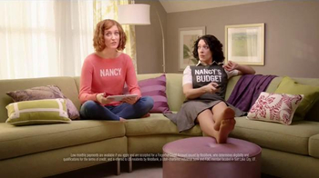 FingerHut.com TV Spot, \'Nancy and Nancy\'s Budget: A Hawk\'
