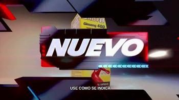 Shot B Ginseng TV Spot, 'Aumenta la respuesta del cuerpo' [Spanish] - Thumbnail 1