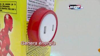 Shot B Ginseng TV Spot, 'Aumenta la respuesta del cuerpo' [Spanish] - Thumbnail 6