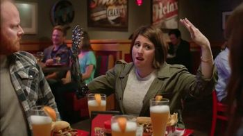 Red Robin Genisys Burger TV Spot, 'Terminator Genisys: One-Upper'