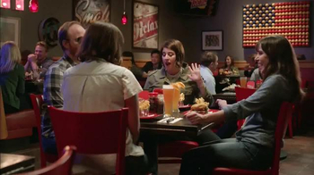 Red Robin Genisys Burger TV Spot, 'Terminator Genisys: One-Upper' - Thumbnail 1