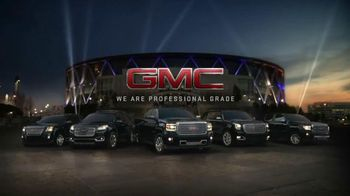 2015 GMC Terrain SLE-1 TV Spot, 'Nothing But Net'