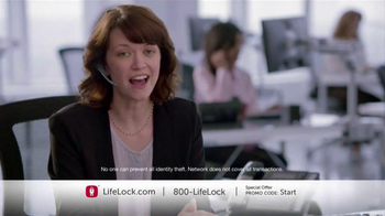 LifeLock TV Spot, 'Risk' - Thumbnail 6