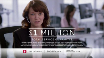 LifeLock TV Spot, 'Risk' - Thumbnail 7