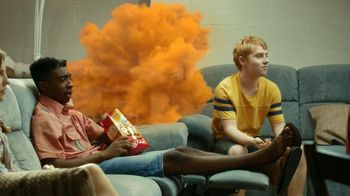 Goldfish Puffs TV Spot, 'Go Puff' - 507 commercial airings