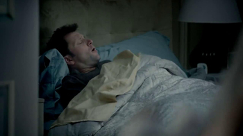 Robitussin DM Nighttime Cough TV Spot, 'Coughequence 5: Sleepless Night' - Thumbnail 1