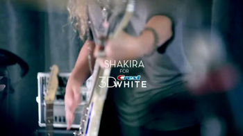 Crest 3D White Toothpaste TV Spot Featuring Shakira - Thumbnail 1