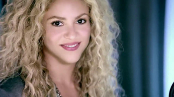 Crest 3D White Toothpaste TV Spot Featuring Shakira