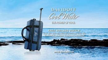 Davidoff Cool Water Cologne TV Spot - Thumbnail 8