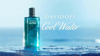 Davidoff Cool Water Cologne TV Spot - Thumbnail 7