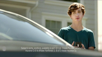 Allstate QuickFoto Claim TV Spot, 'App for That' - Thumbnail 4