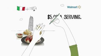 Walmart TV Spot, 'Bertolli' - Thumbnail 4