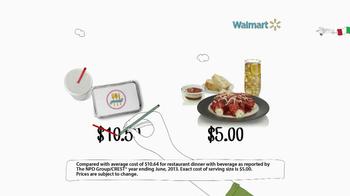 Walmart TV Spot, 'Bertolli' - Thumbnail 5