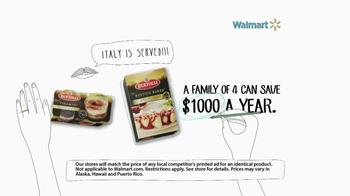 Walmart TV Spot, 'Bertolli' - Thumbnail 7