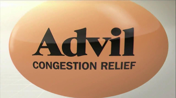 Advil Congestion Relief TV Spot, '1-2 Punch' - Thumbnail 9
