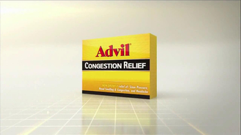 Advil Congestion Relief TV Spot, '1-2 Punch' - Thumbnail 5