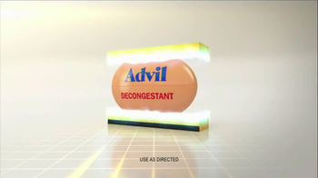 Advil Congestion Relief TV Spot, '1-2 Punch' - Thumbnail 8