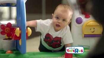 Fisher Price Laugh & Learn Learning Home & Story Learning Chair TV Spot - Thumbnail 10
