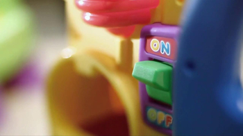 Fisher Price Laugh & Learn Learning Home & Story Learning Chair TV Spot - Thumbnail 4