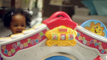 Fisher Price Laugh & Learn Learning Home & Story Learning Chair TV Spot - Thumbnail 6