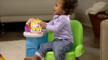 Fisher Price Laugh & Learn Learning Home & Story Learning Chair TV Spot - Thumbnail 7