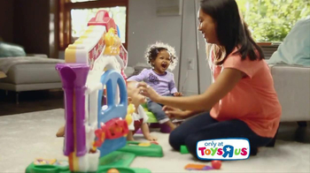 Fisher Price Laugh & Learn Learning Home & Story Learning Chair TV Spot - Thumbnail 9