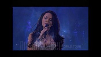 Sarah Brightman Dreamchaser World Tour TV Spot, 'Angel of Music' - Thumbnail 4