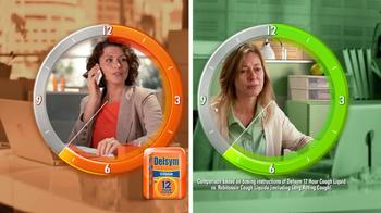 Delsym TV Spot, 'More Time' - Thumbnail 5