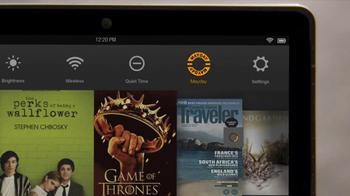 Amazon Kindle Fire HDX TV Spot, 'Mayday' - Thumbnail 2