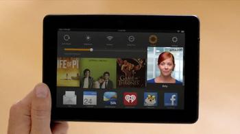 Amazon Kindle Fire HDX TV Spot, 'Mayday' - Thumbnail 6