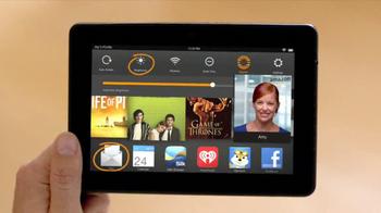 Amazon Kindle Fire HDX TV Spot, 'Mayday' - Thumbnail 7
