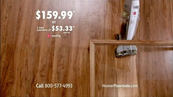 Hoover Floormate Deluxe TV Spot, 'Wood and Ceramic Floors' - Thumbnail 10
