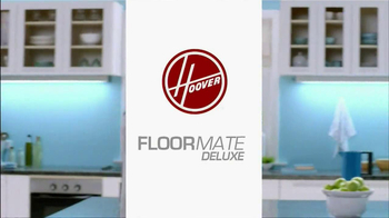 Hoover Floormate Deluxe TV Spot, 'Wood and Ceramic Floors' - Thumbnail 2