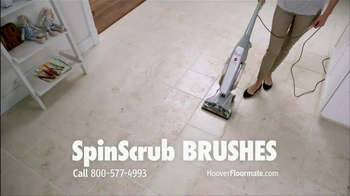 Hoover Floormate Deluxe TV Spot, 'Wood and Ceramic Floors' - Thumbnail 5