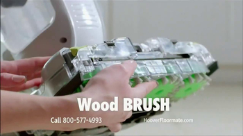 Hoover Floormate Deluxe TV Spot, 'Wood and Ceramic Floors' - Thumbnail 6