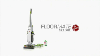 Hoover Floormate Deluxe TV Spot, 'Wood and Ceramic Floors' - Thumbnail 8