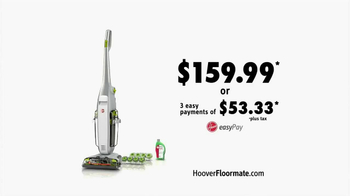 Hoover Floormate Deluxe TV Spot, 'Wood and Ceramic Floors' - Thumbnail 9
