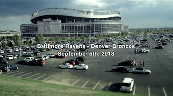 Charmin Relief Project TV Spot, 'NFL Tailgating Potties' - Thumbnail 1