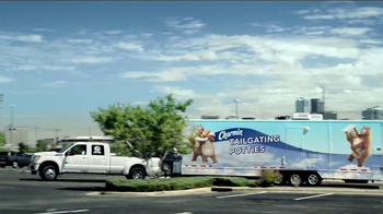 Charmin Relief Project TV Spot, 'NFL Tailgating Potties' - Thumbnail 5
