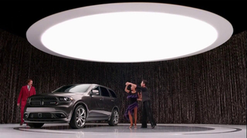 Dodge Durango TV Spot, 'Ballroom Dancers' Feat. Will Ferrell - 35 commercial airings