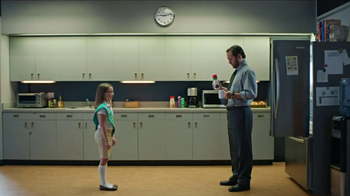 Coffee-Mate Girl Scouts TV Spot, 'Break Room'