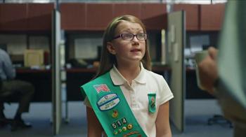 Coffee-Mate Girl Scouts TV Spot, 'Break Room' - Thumbnail 5