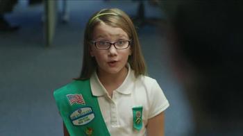 Coffee-Mate Girl Scouts TV Spot, 'Break Room' - Thumbnail 7